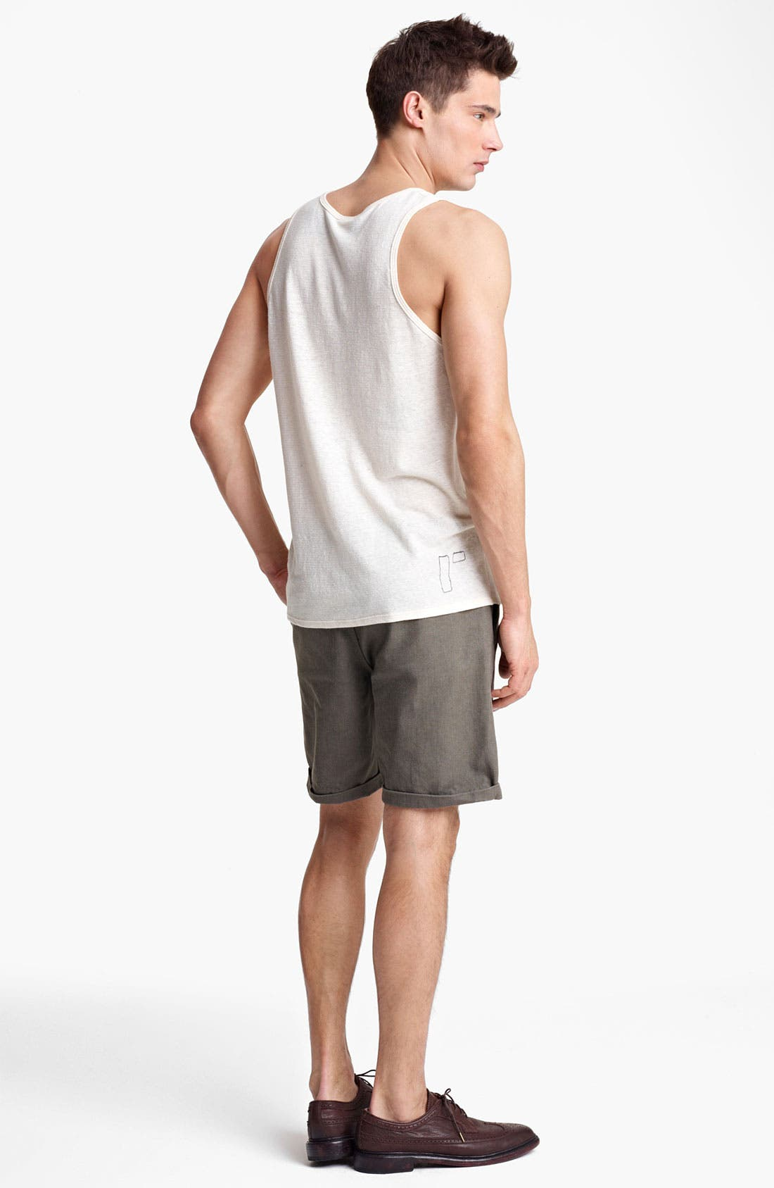 Alternate Image 5  - Rogan Roller Stripe Front Tank Top
