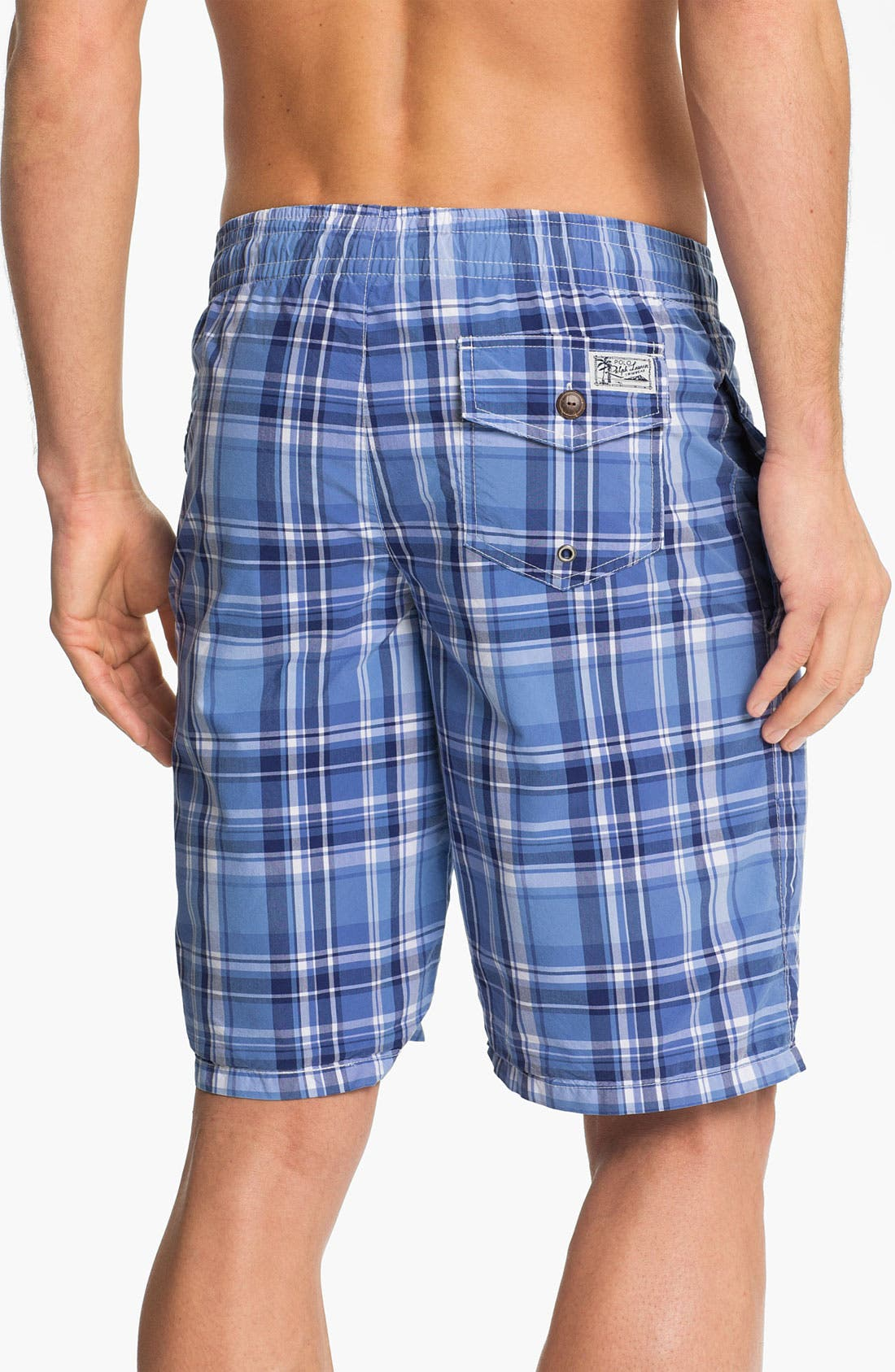 Alternate Image 2  - Polo Ralph Lauren Volley Swim Shorts