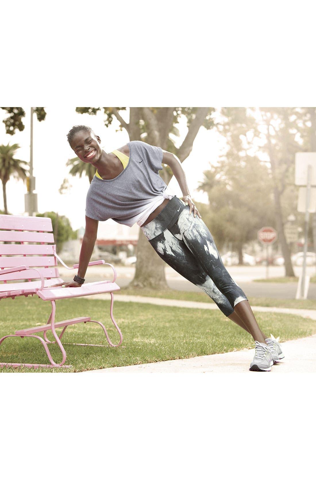 Alternate Image 4  - Nike Dip Dye Dri-FIT Tee