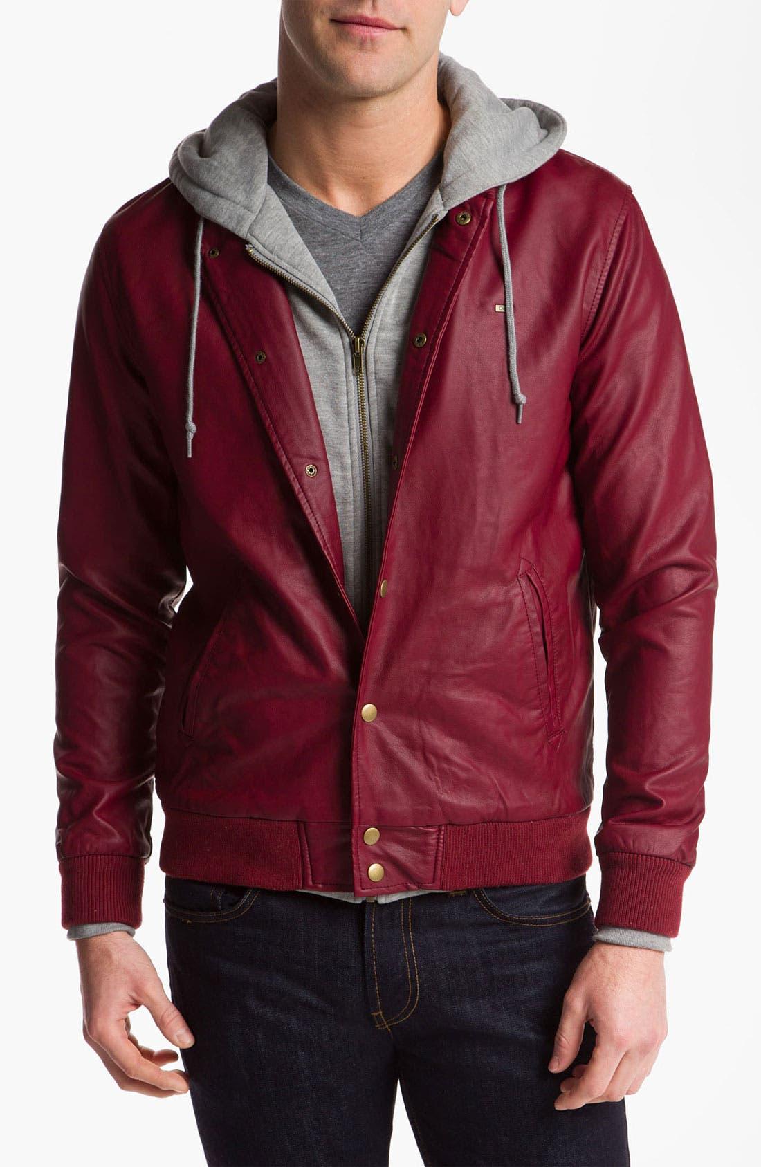 Alternate Image 1 Selected - Obey 'Varsity Legend' Jacket
