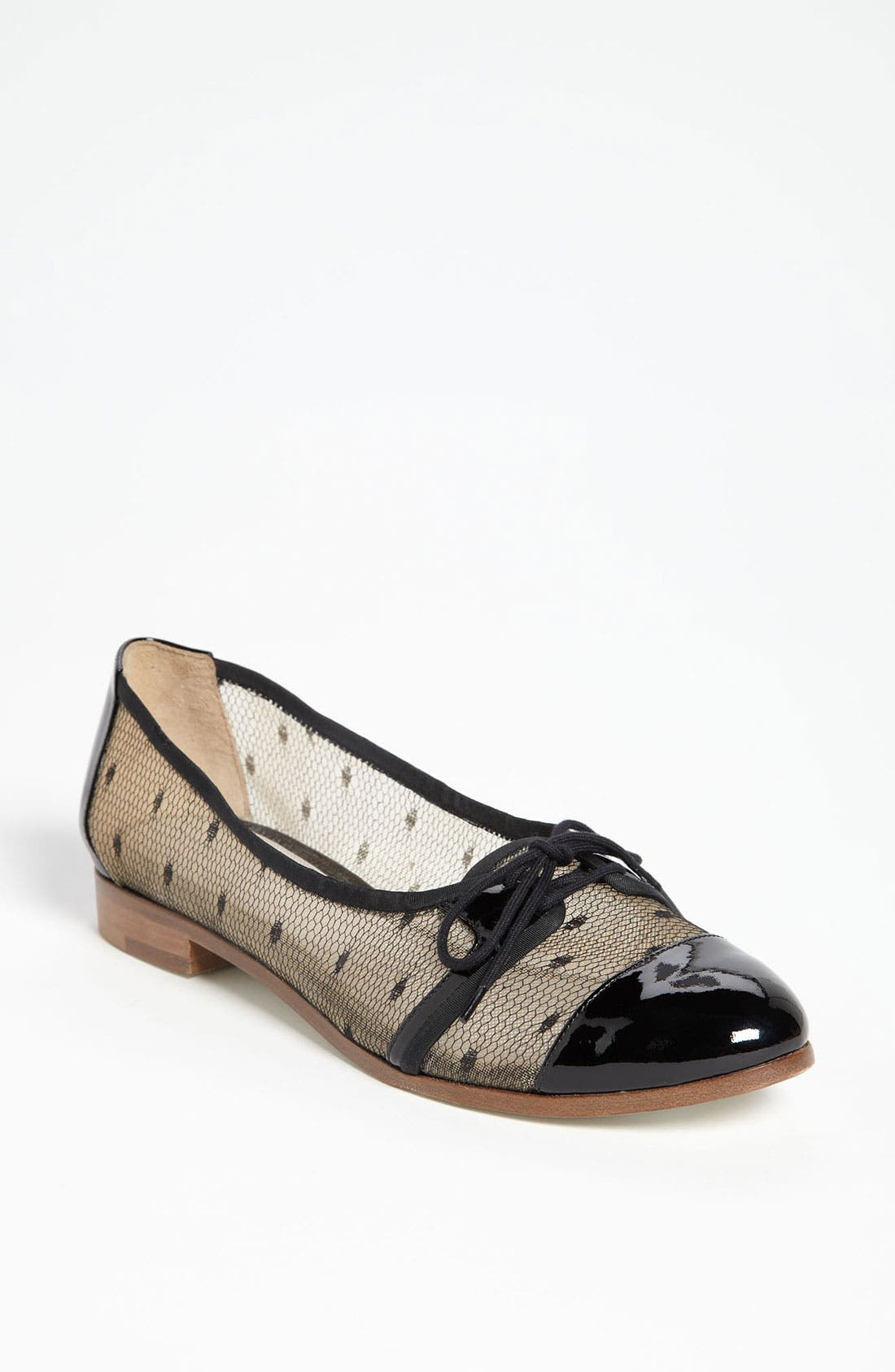 Alternate Image 1 Selected - Jason Wu 'Dorian' Cap Toe Loafer