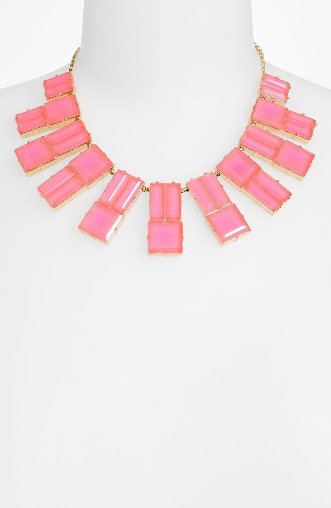 Alternate Image 2  - kate spade new york 'hot chip' bib necklace