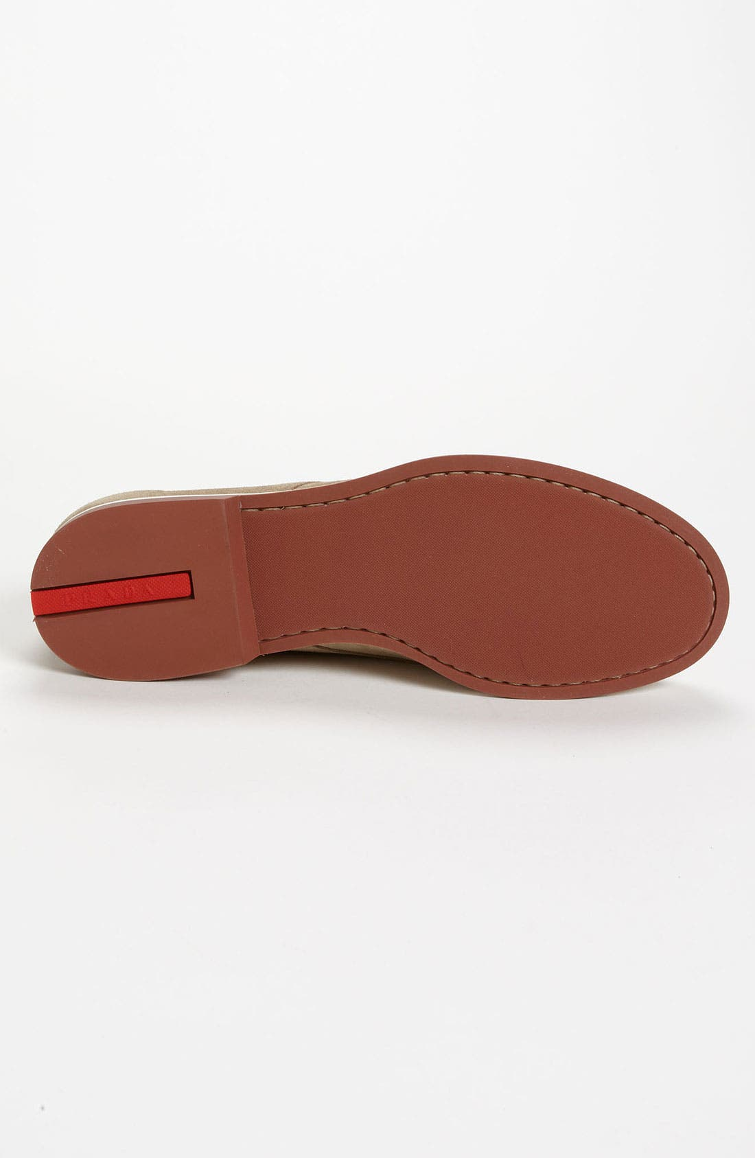 Alternate Image 4  - Prada Suede Buck Shoe