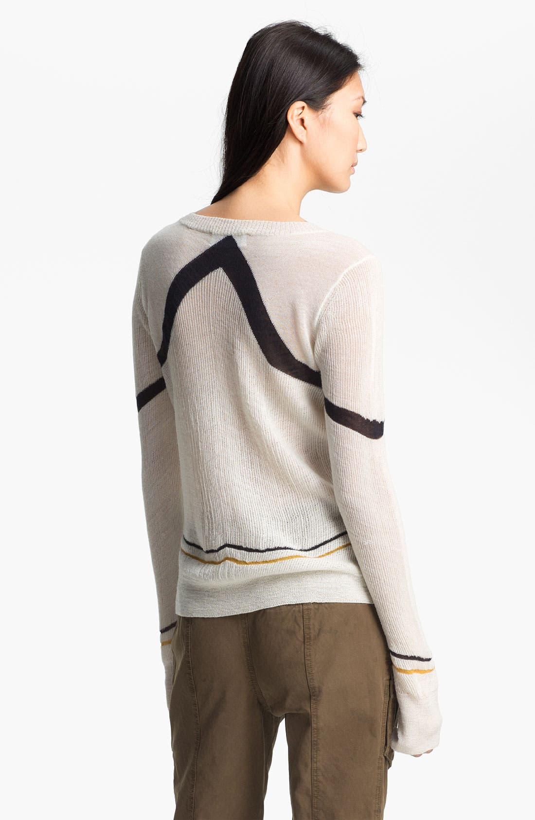 Alternate Image 3  - A.L.C. 'Serra' Sweater