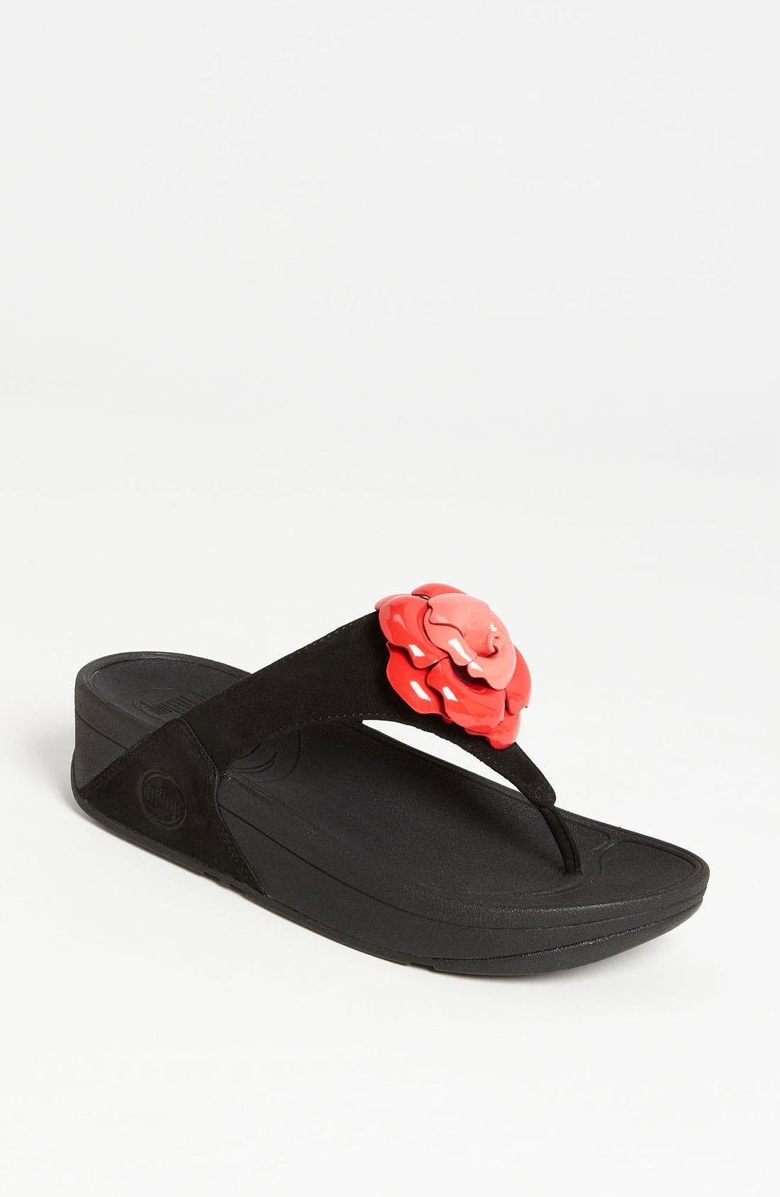 Alternate Image 1 Selected - FitFlop 'Florent' Sandal