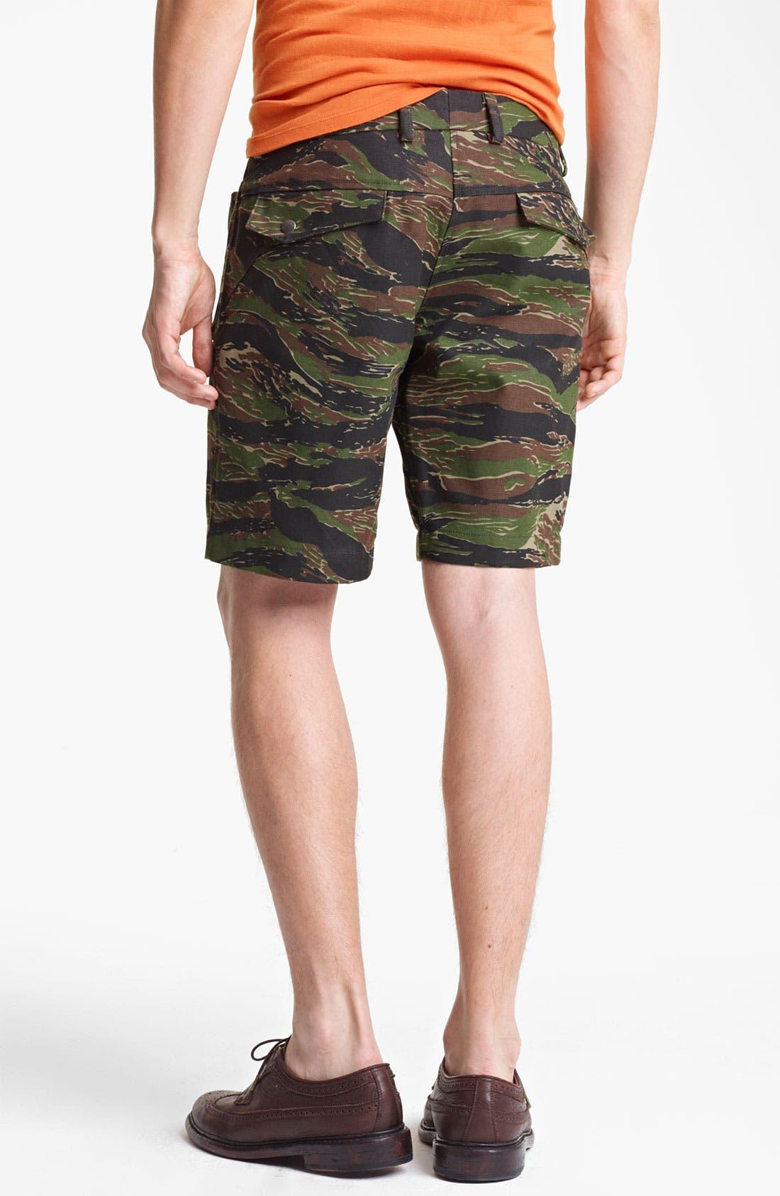 Alternate Image 2  - Field Scout 'Recon' Camo Shorts