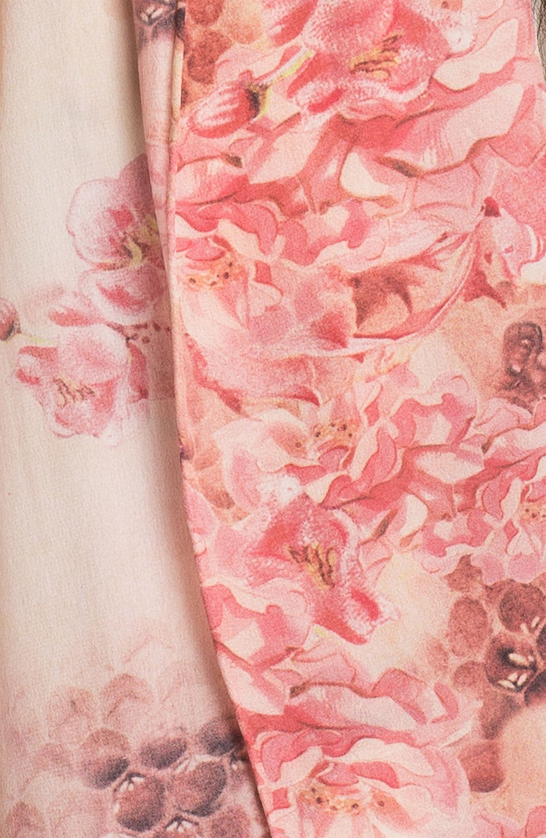 Alternate Image 2  - Ted Baker London 'Busy Bee' Silk Scarf