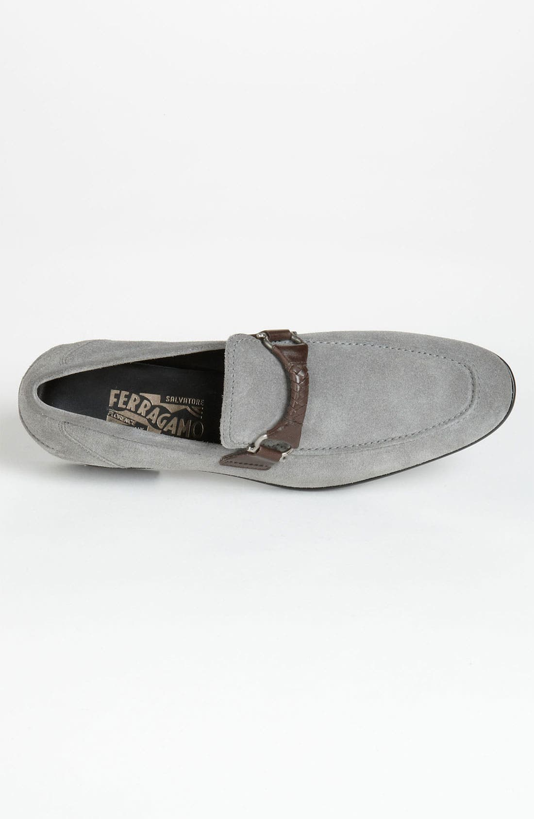 Alternate Image 3  - Salvatore Ferragamo 'Twist 2' Bit Loafer