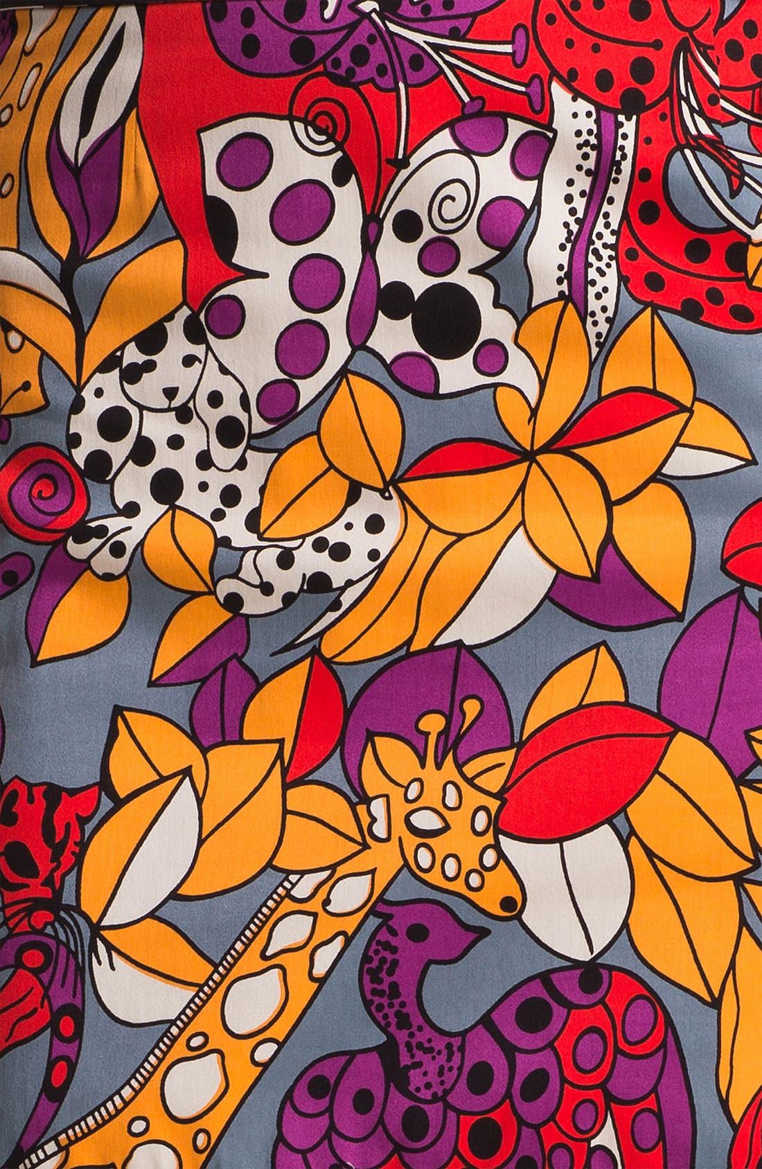 Alternate Image 3  - Nanette Lepore 'Jungle' Skirt