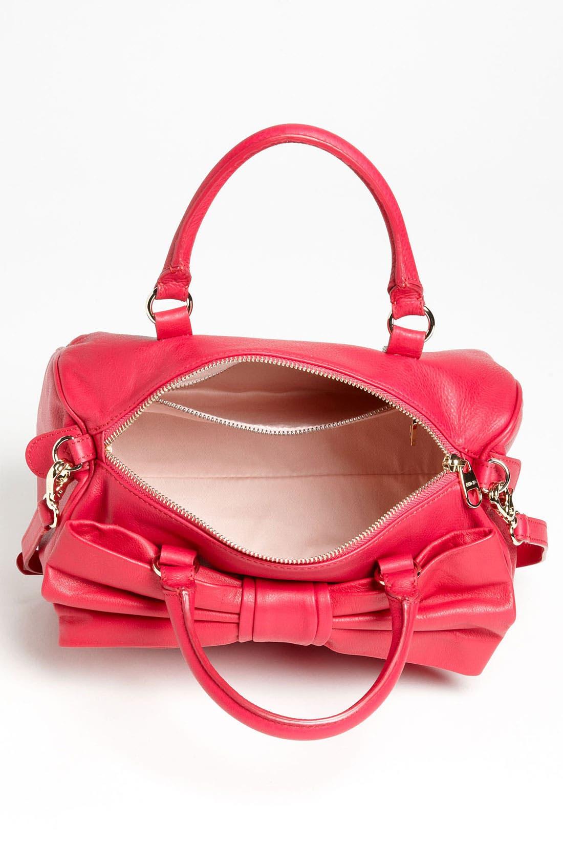 Alternate Image 2  - RED Valentino 'Bow' Boston Bag