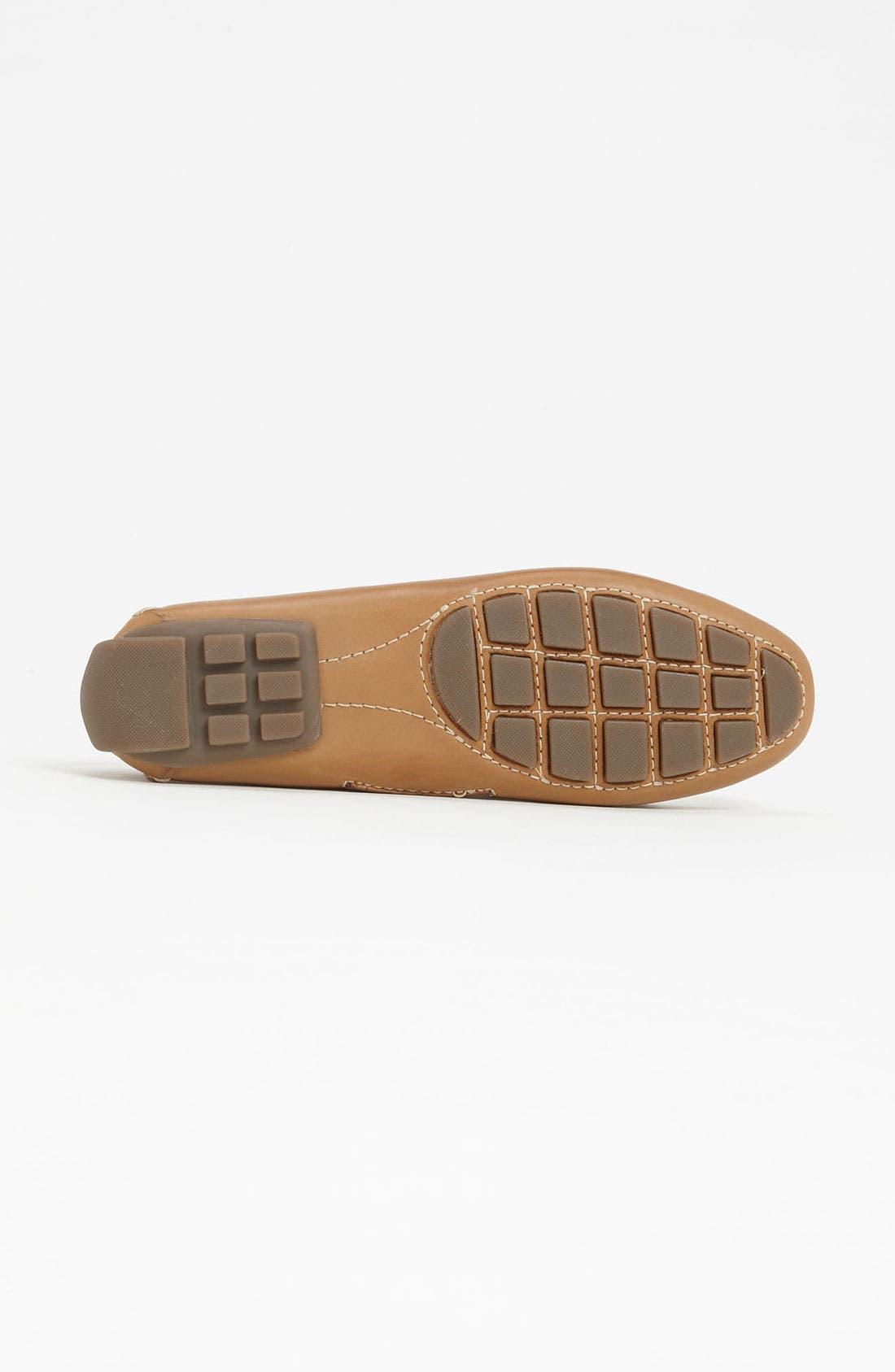 Alternate Image 4  - Clarks® Artisan Collection 'Dunbar Racer' Loafer (Online Only)