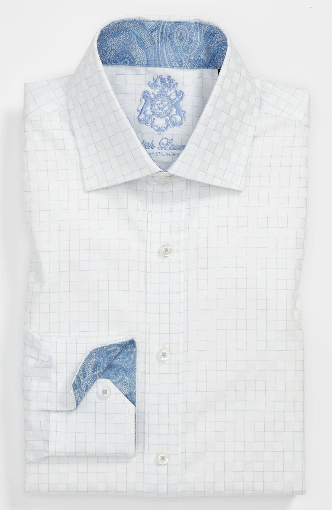 Main Image - English Laundry Trim Fit Dress Shirt