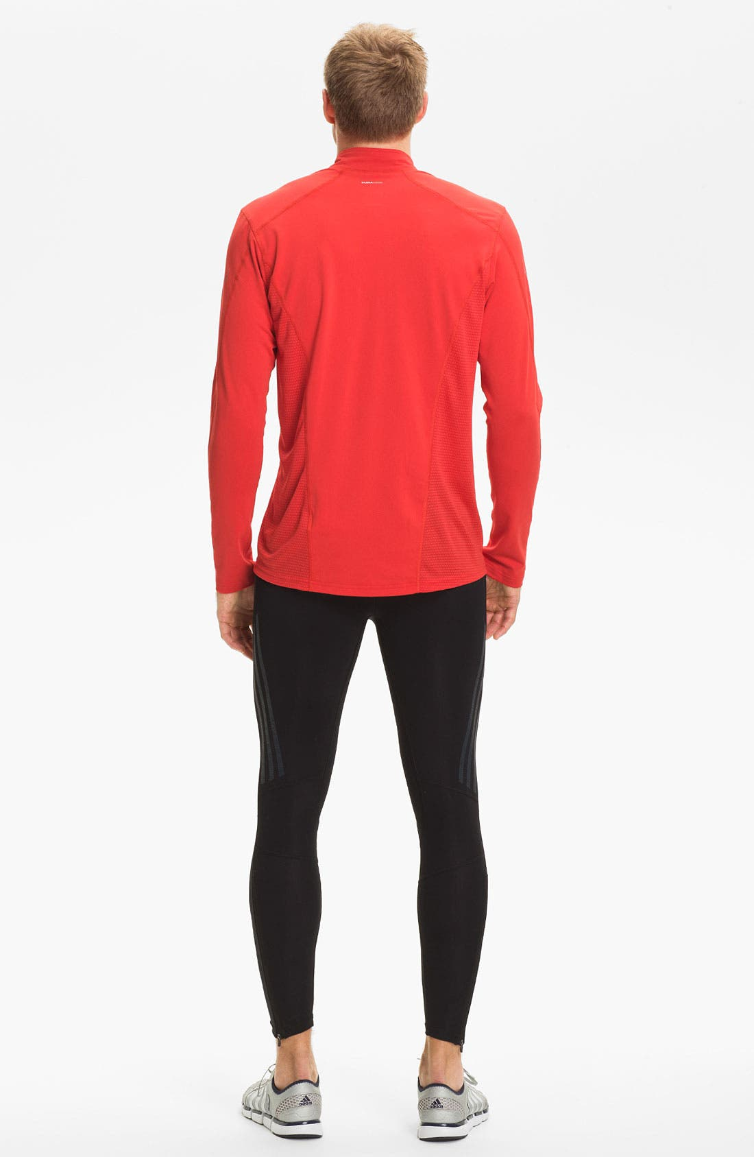 Alternate Image 6  - adidas 'Sequencials' Half-Zip Top