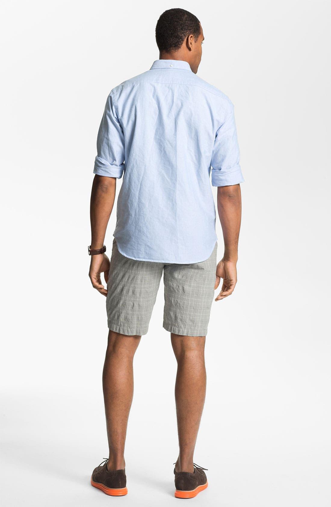 Alternate Image 3  - W.R.K 'Gibson' Flat Front Shorts