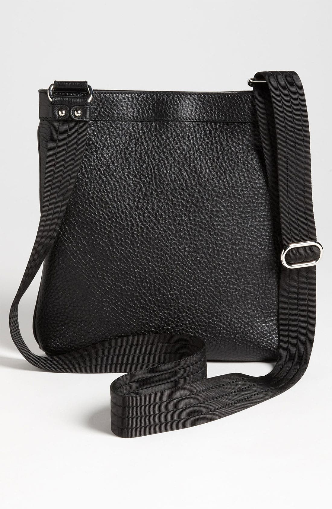 Alternate Image 4  - Salvatore Ferragamo 'Grazielle Vitello' Leather Crossbody Bag