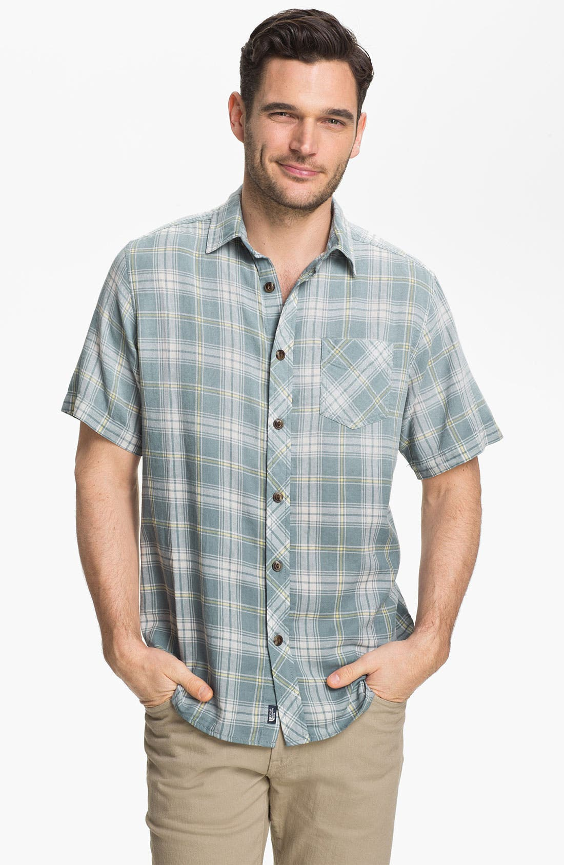 Alternate Image 1 Selected - The North Face 'Brewton' Sport Shirt