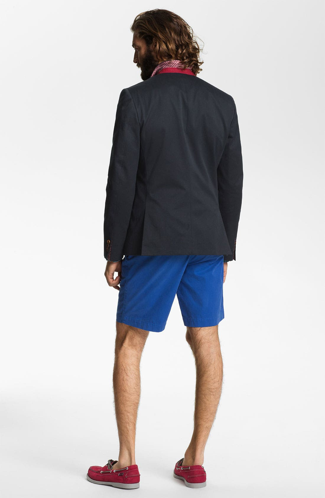 Alternate Image 5  - Calibrate Non Iron Regular Fit Sport Shirt