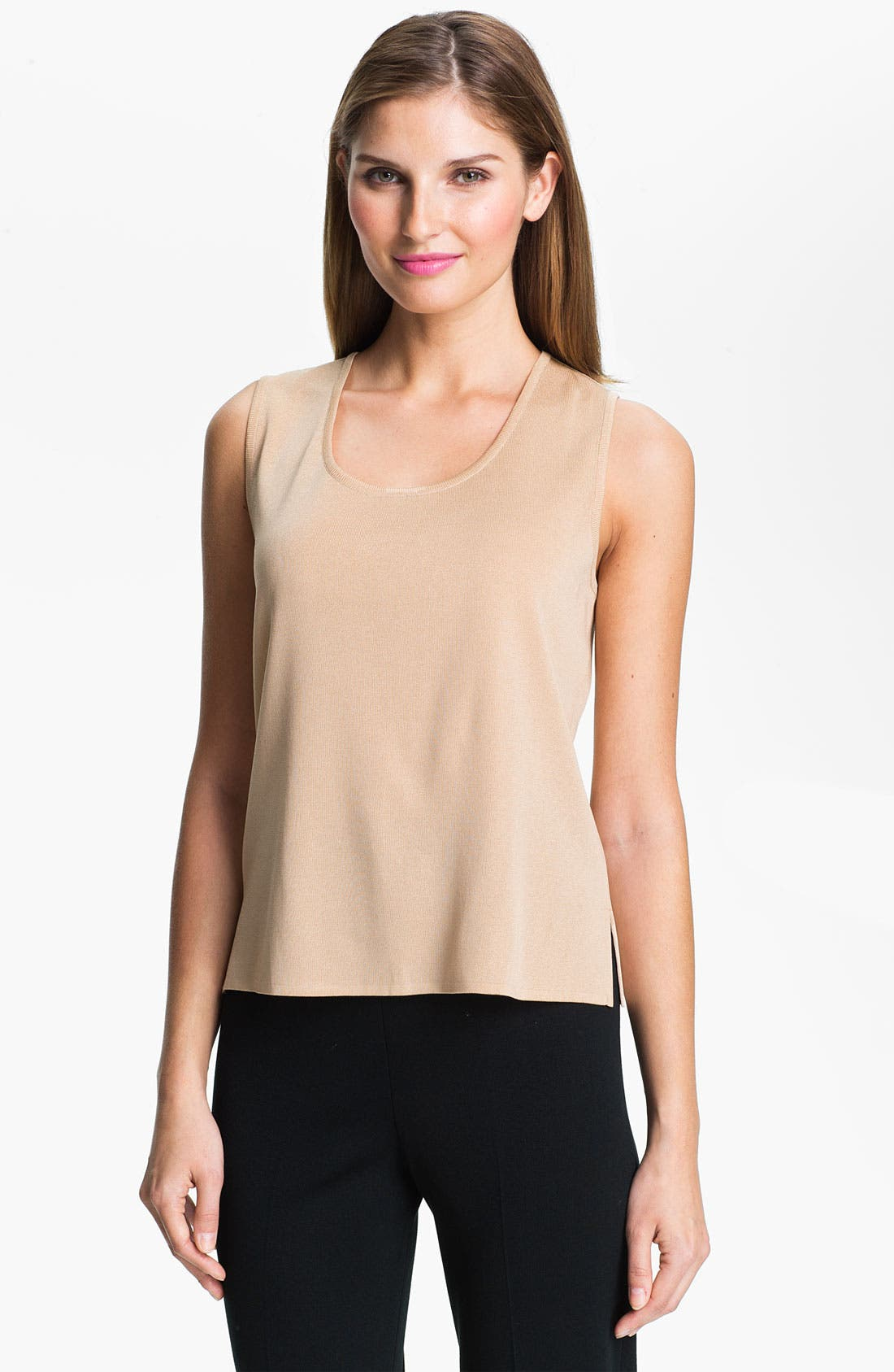 Main Image - Ming Wang Scoop Neck Tank