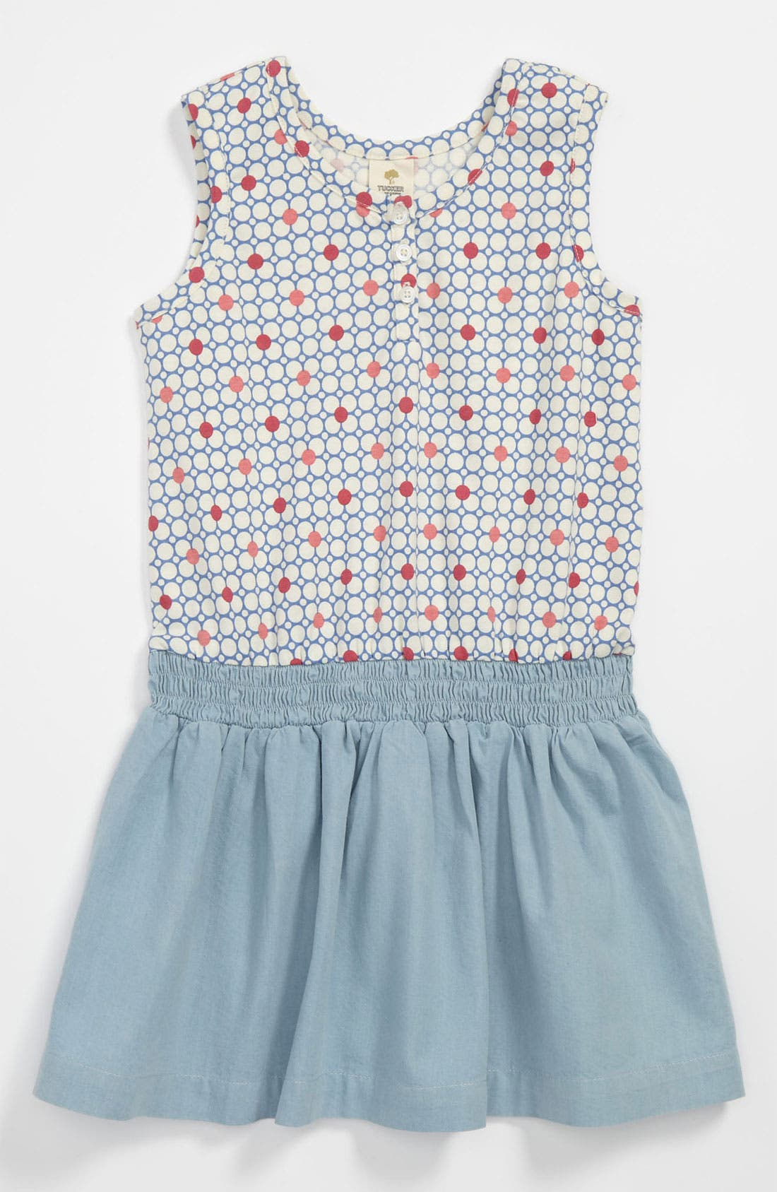 Alternate Image 1 Selected - Tucker + Tate 'Julia' Knit Dress (Little Girls)