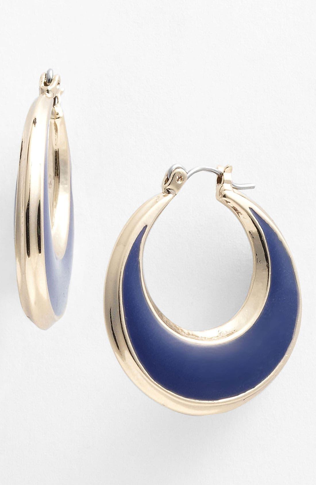 Alternate Image 1 Selected - Nordstrom 'Mosaics' Hoop Earrings