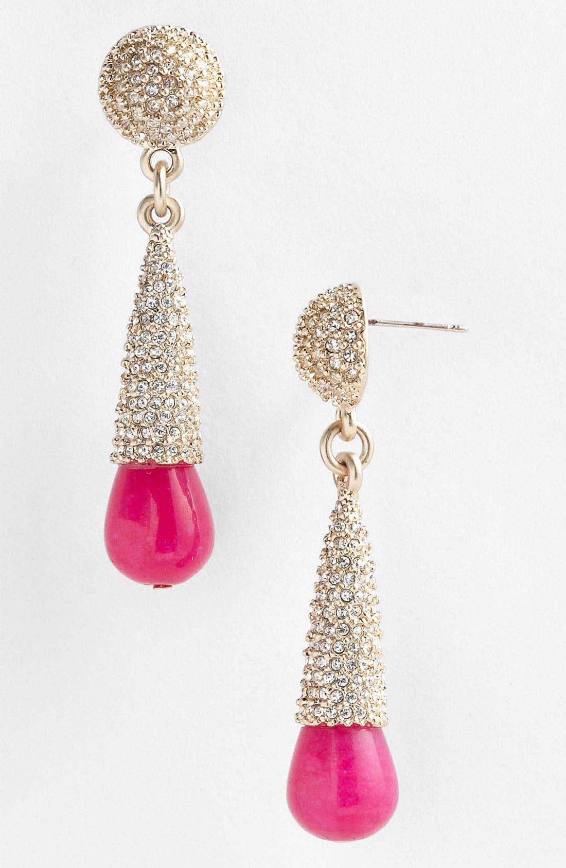 Main Image - St. John Collection Drop Earrings