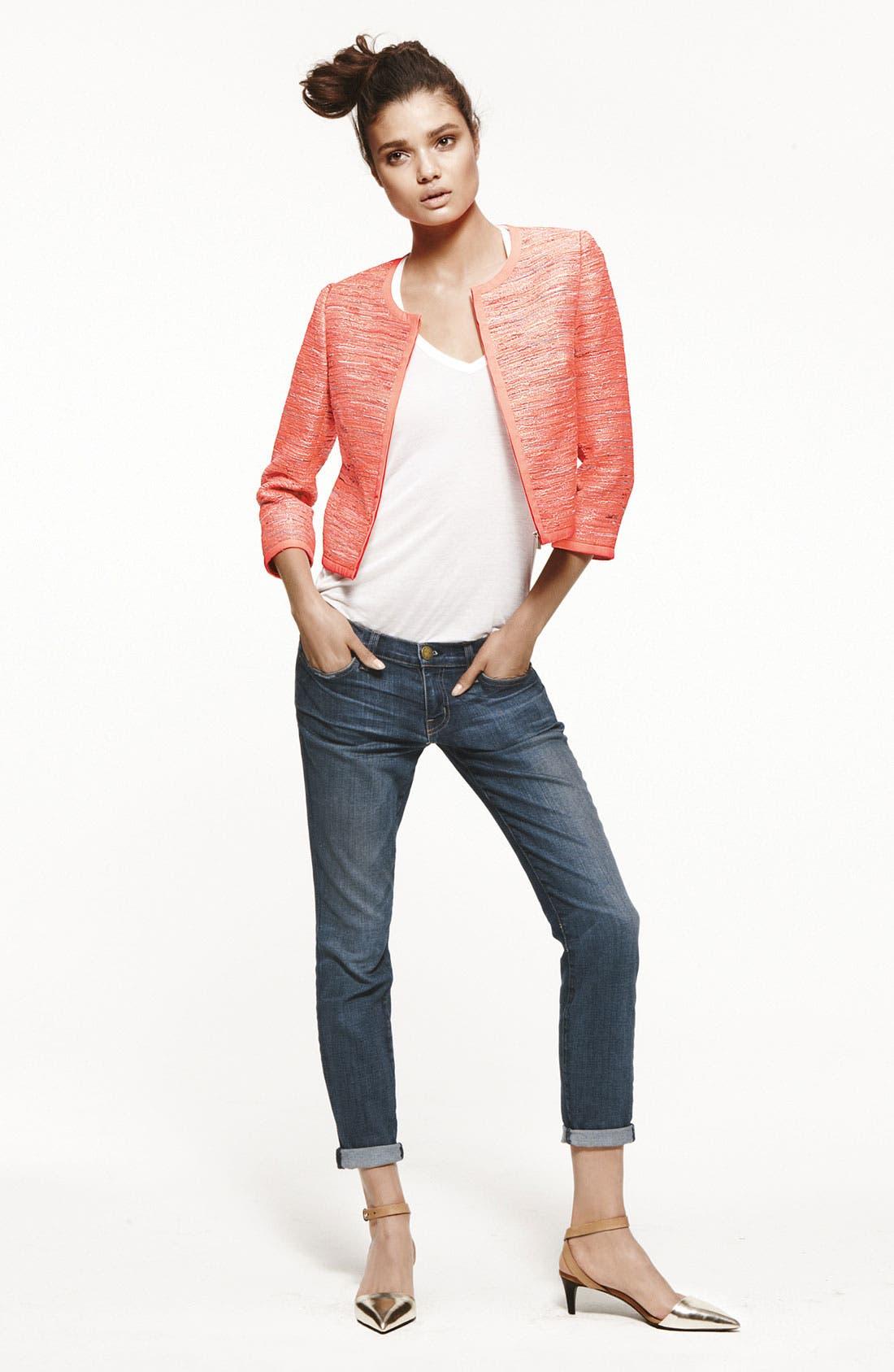 Alternate Image 4  - Mcginn 'Phoenix' Tweed Jacket (Nordstrom Exclusive)