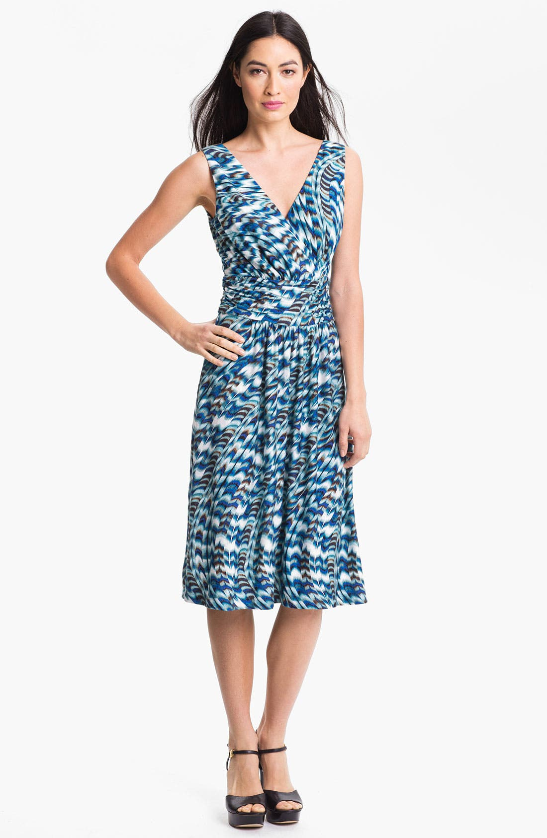 Alternate Image 1 Selected - Nic + Zoe 'Spring Skies' Dress