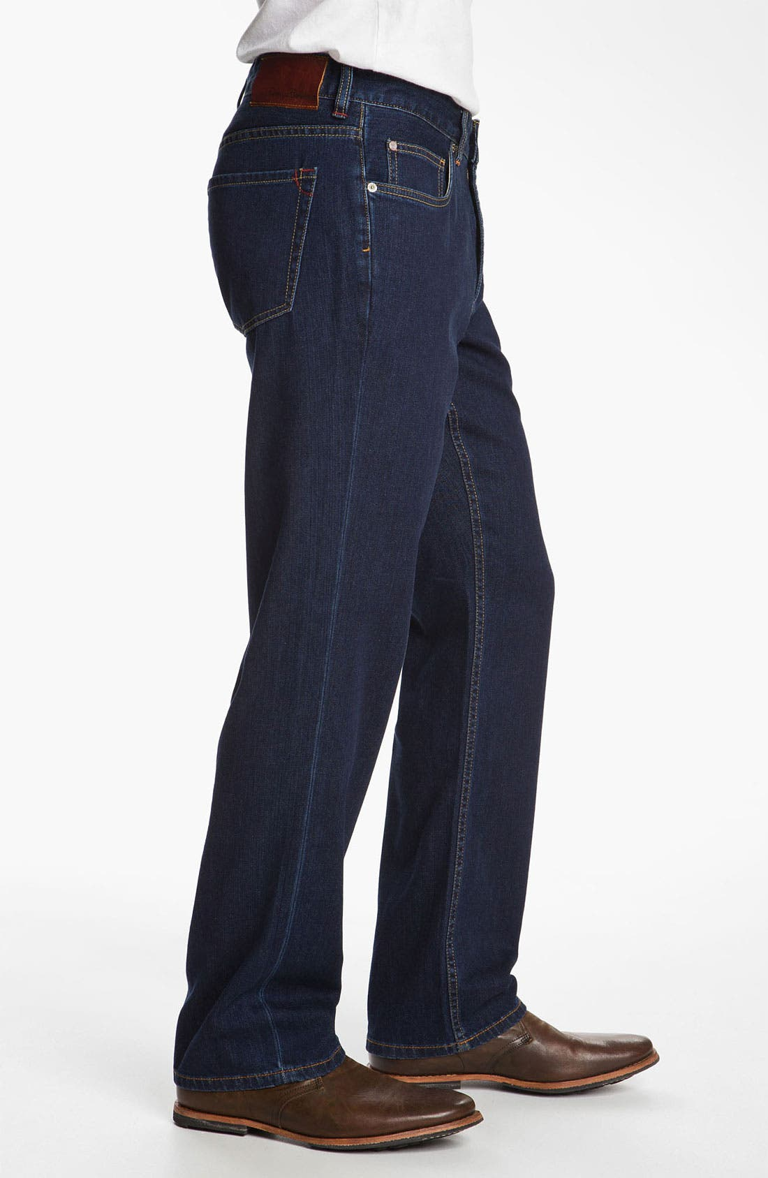 Alternate Image 3  - Tommy Bahama Denim 'Original Cooper' Jeans (New Rinse)