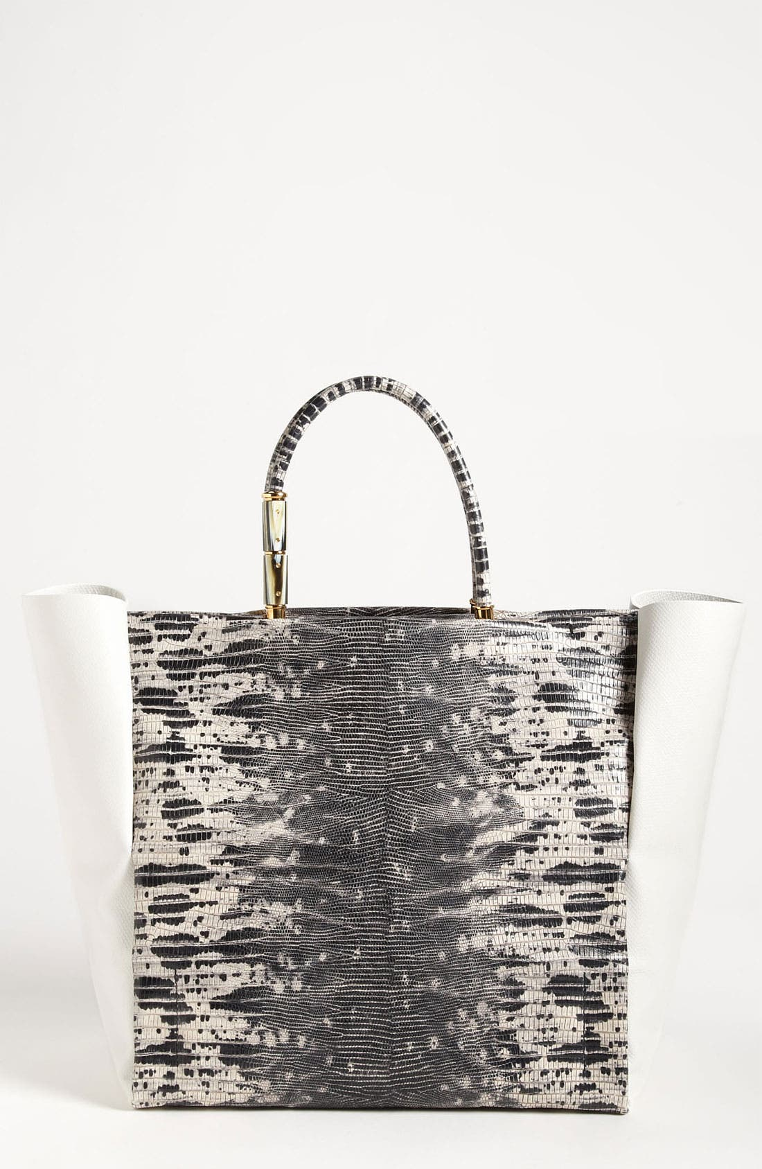 Main Image - Lanvin 'Moon River' Leather Tote