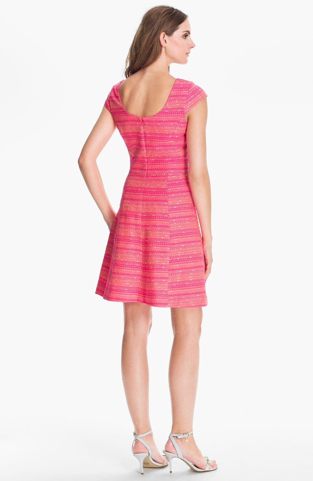 Alternate Image 2  - Lilly Pulitzer® 'Rylan' Stripe Fit & Flare Dress