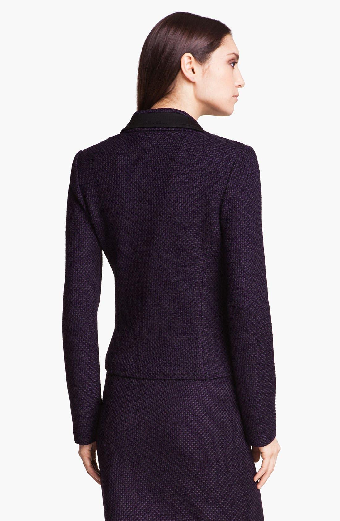 Alternate Image 4  - St. John Collection 'Waldorf' Tweed Jacket