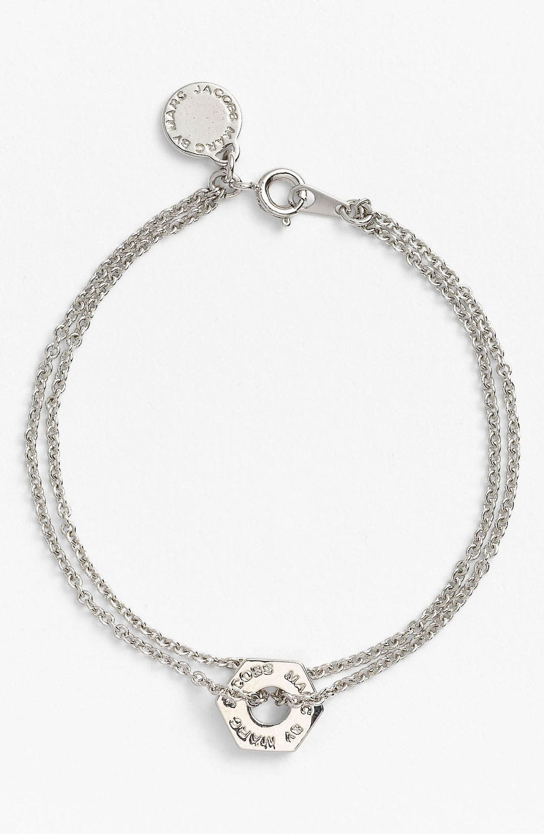 Alternate Image 1 Selected - MARC BY MARC JACOBS 'Bolts' Line Bracelet