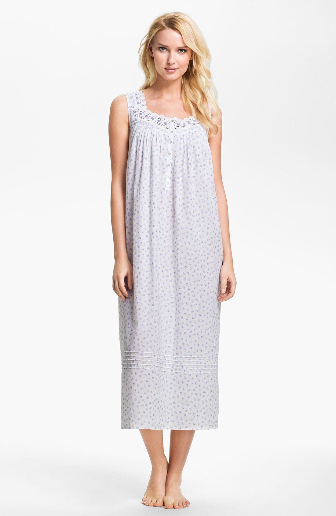 Alternate Image 1 Selected - Eileen West 'Beautiful Heart' Nightgown