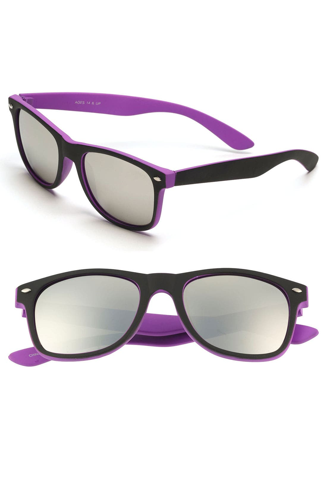Alternate Image 1 Selected - FE NY 'Bystander' Sunglasses