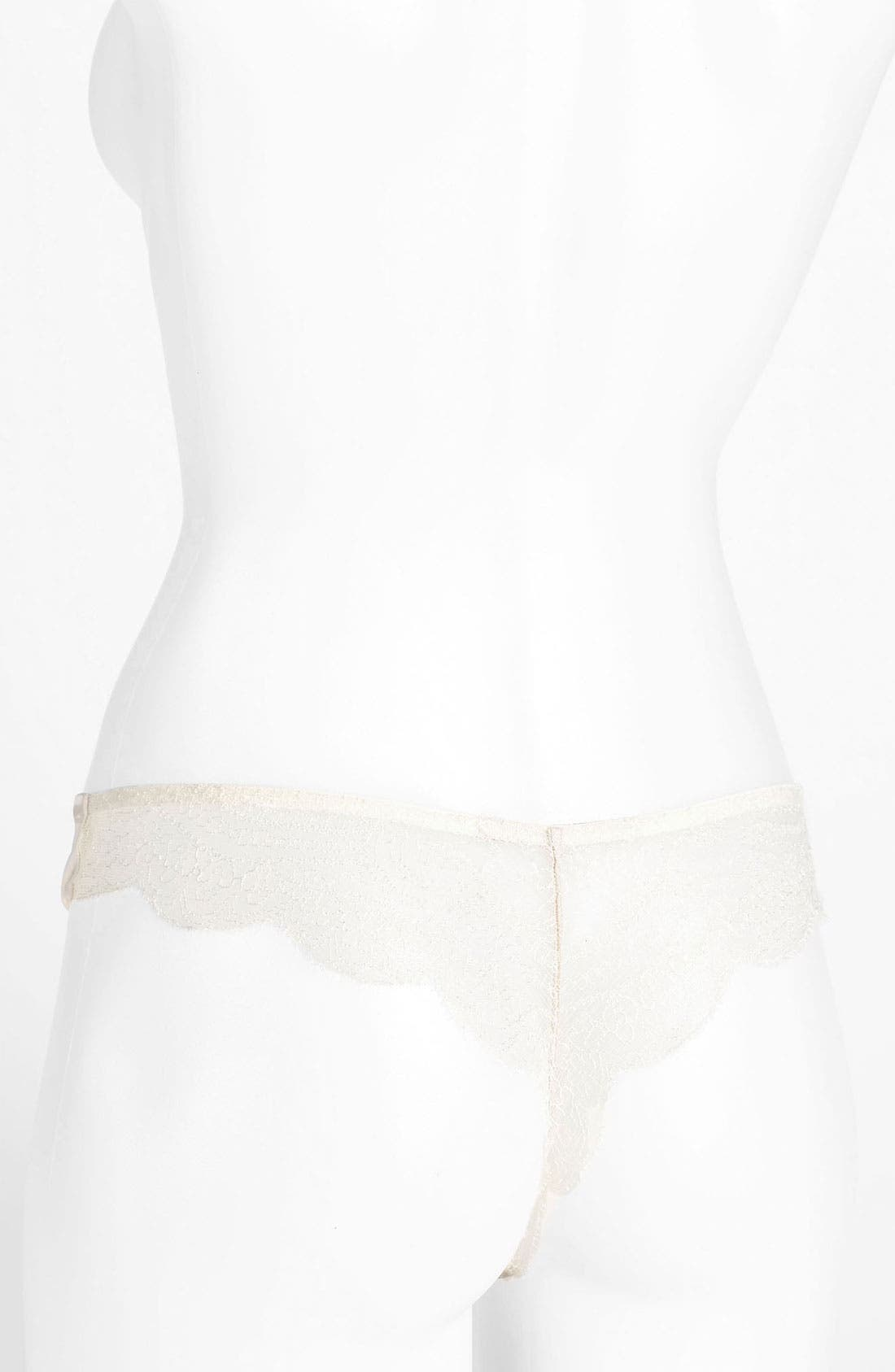 Alternate Image 2  - Stella McCartney 'Erin Wishing' Thong