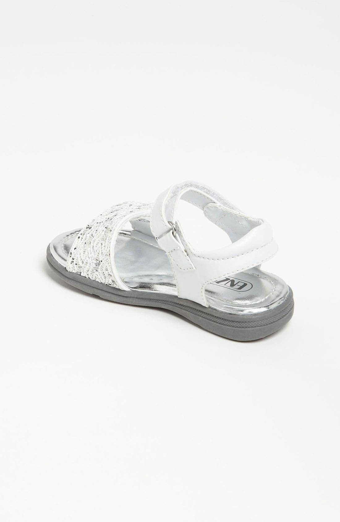 Alternate Image 2  - Enzo 'Kaley' Sandal (Walker & Toddler)