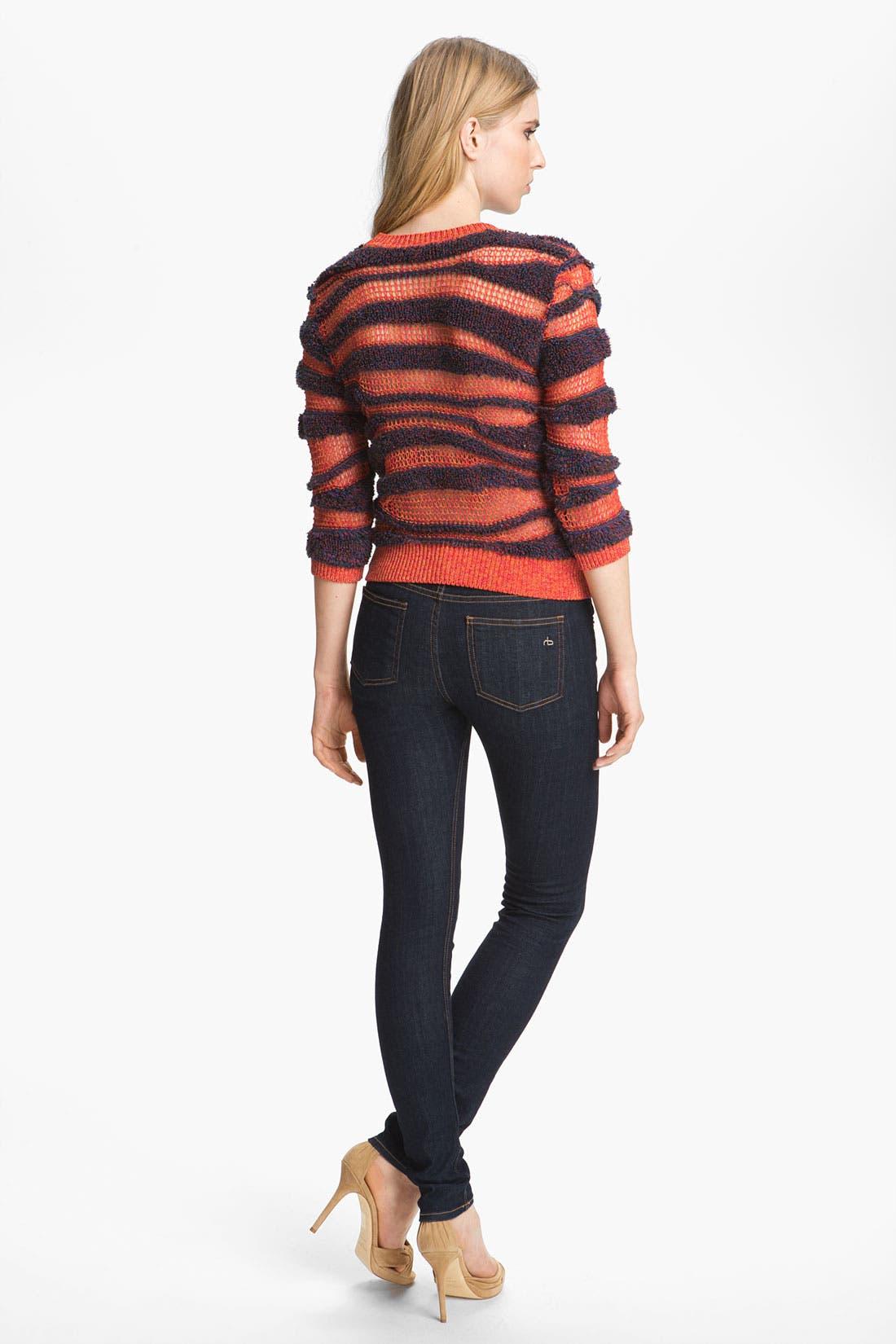 Alternate Image 4  - KENZO Sponge Stitch Sweater