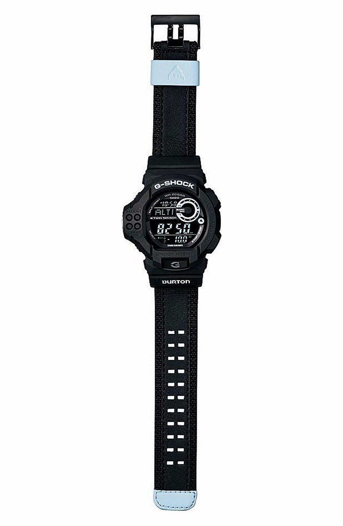 Alternate Image 2  - G-Shock 'Burton' Digital Watch