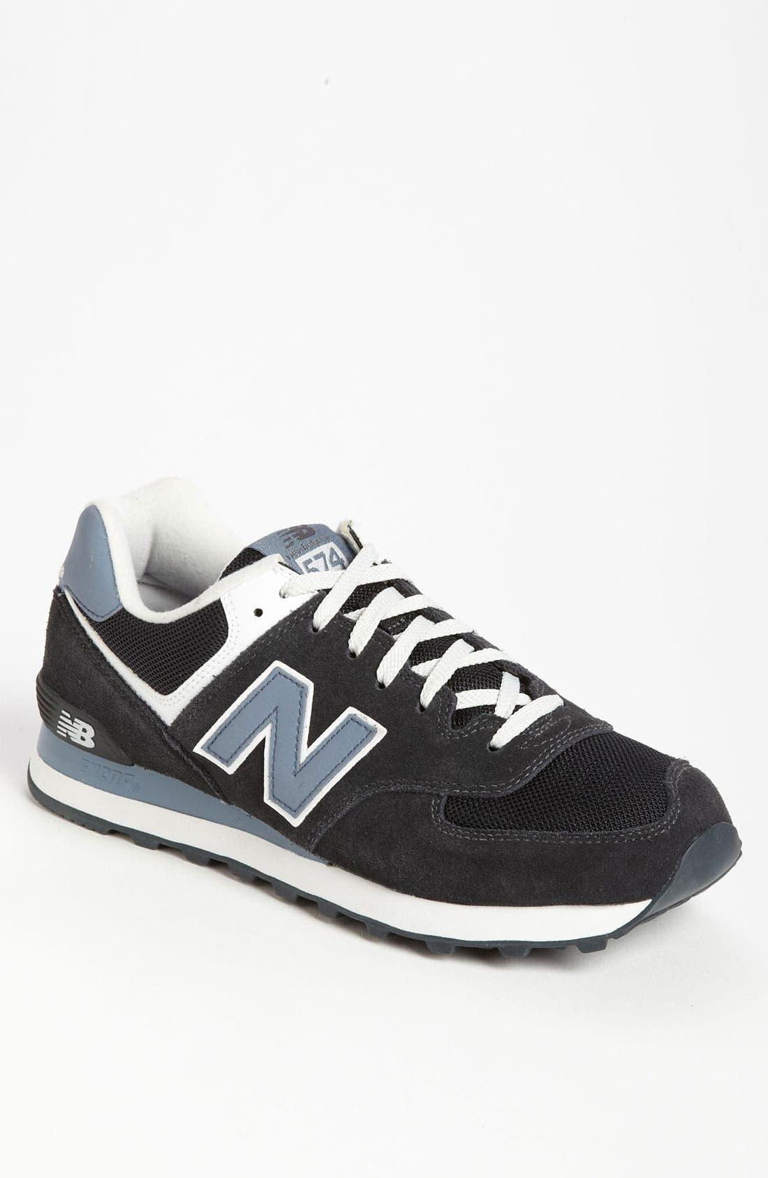 Alternate Image 1 Selected - New Balance '574' Sneaker (Men)