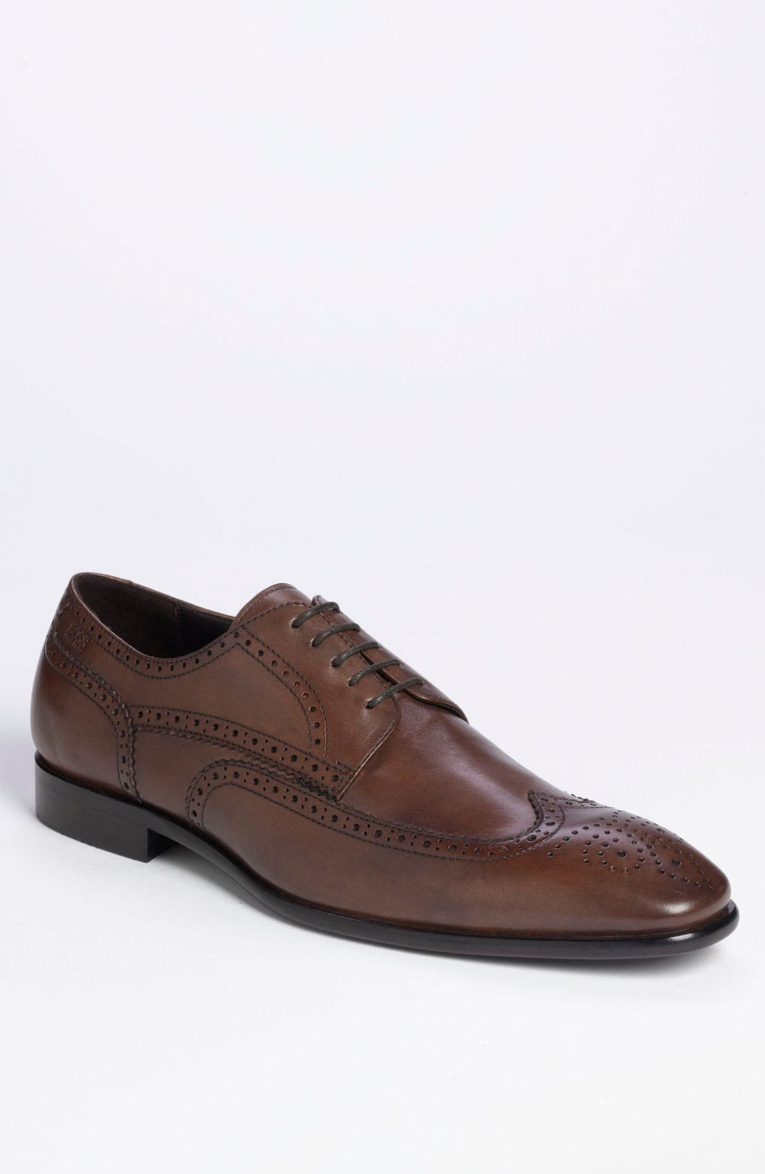 Alternate Image 1 Selected - BOSS HUGO BOSS 'Metrios' Wingtip (Men)