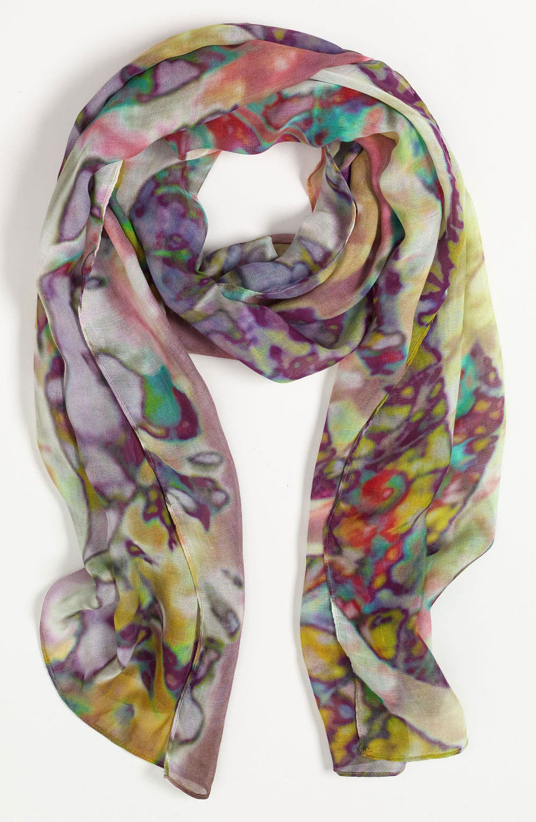 Alternate Image 1 Selected - Front Row Society Intertwined Scarf