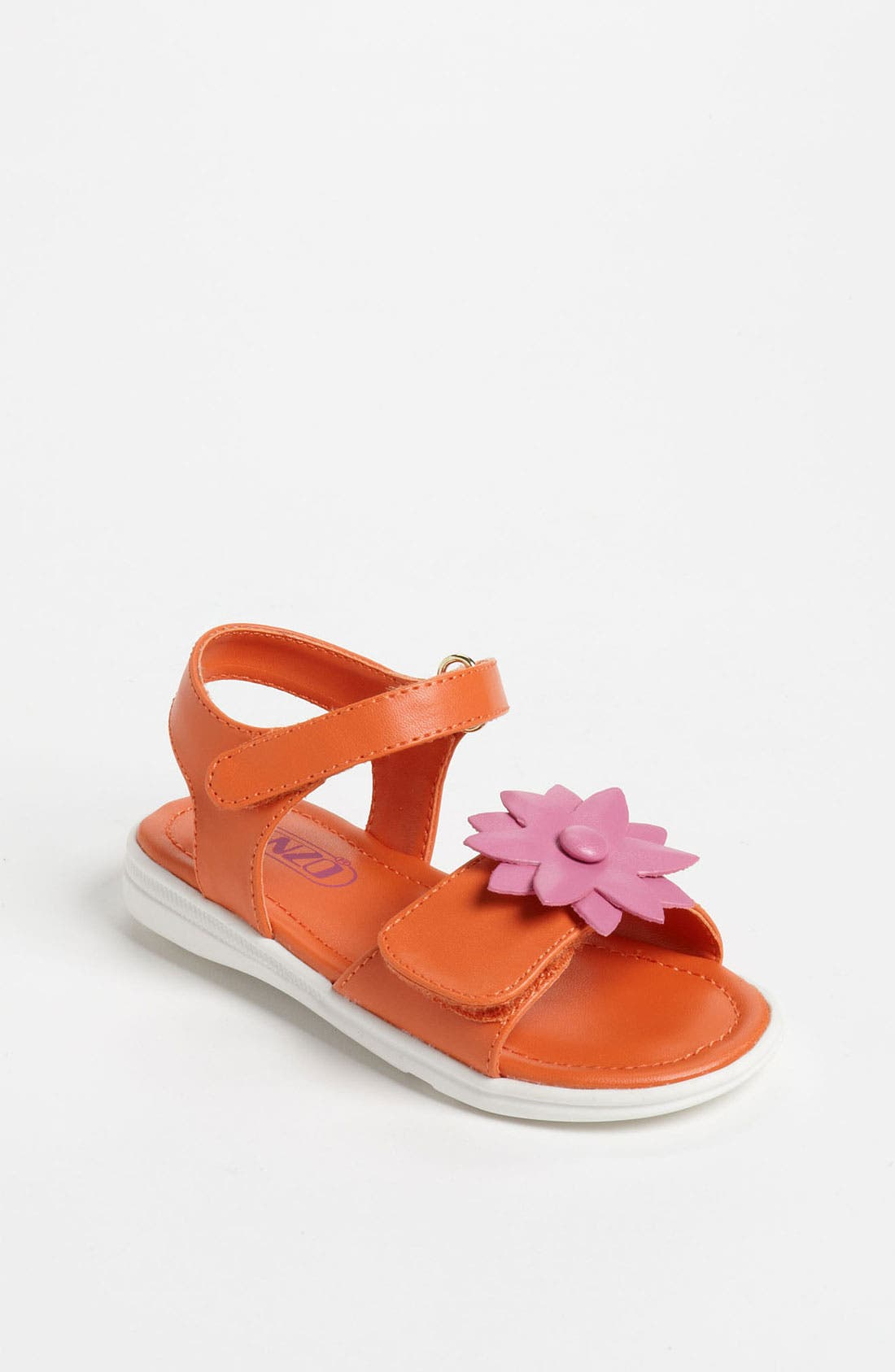 Alternate Image 1 Selected - Enzo 'Ilana' Sandal (Toddler)