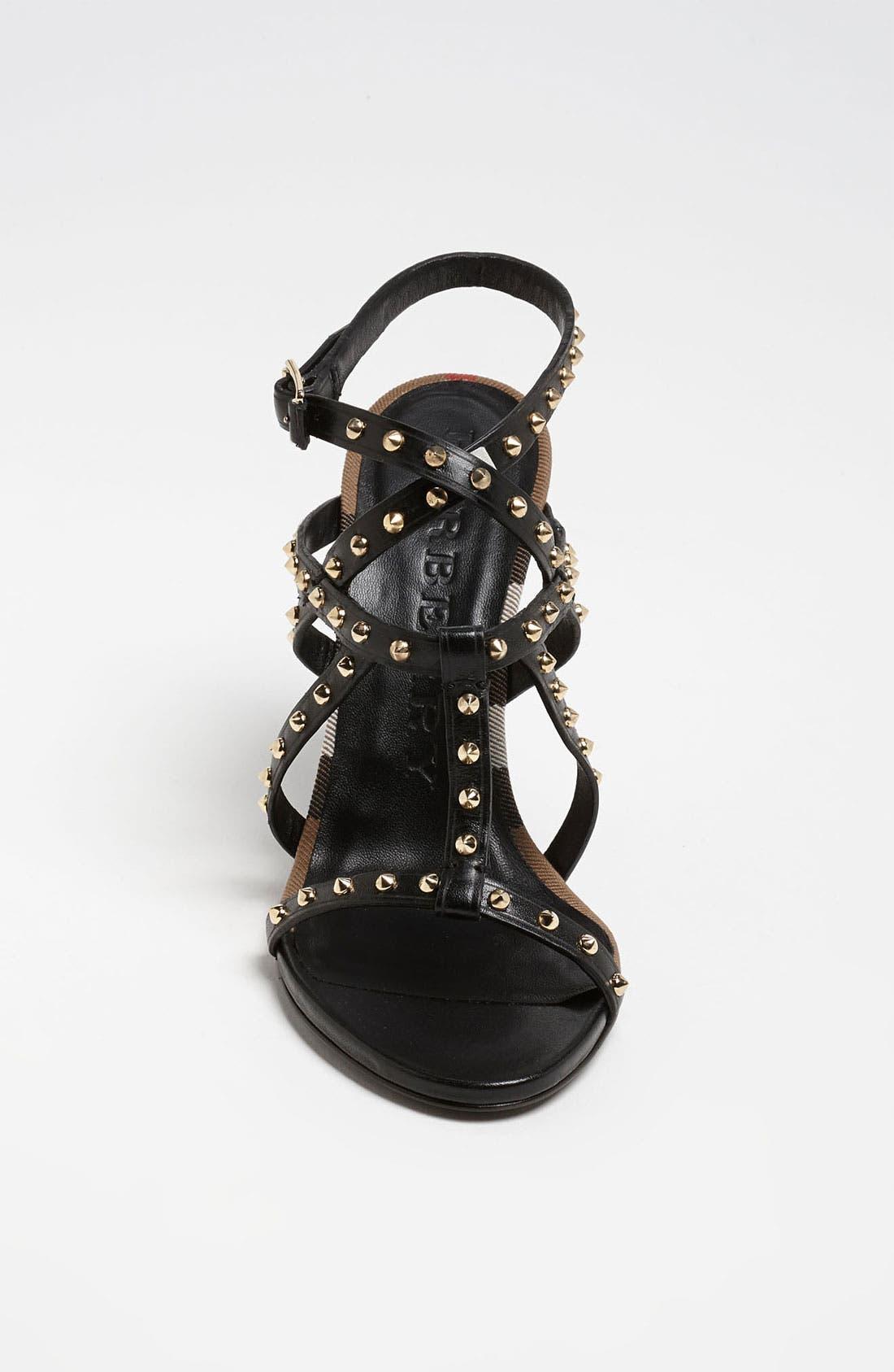 Alternate Image 3  - Burberry 'Towney' Wedge Sandal