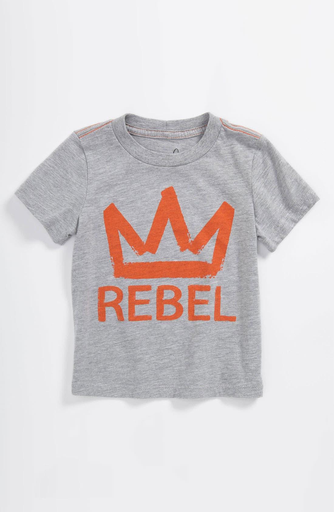 Main Image - Peek 'Rebel' Tee (Baby)