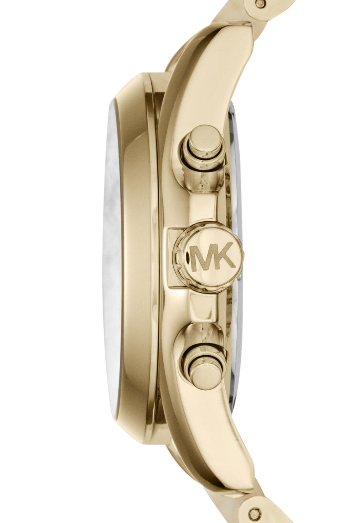 Alternate Image 2  - Michael Kors 'Bradshaw' Chronograph Bracelet Watch