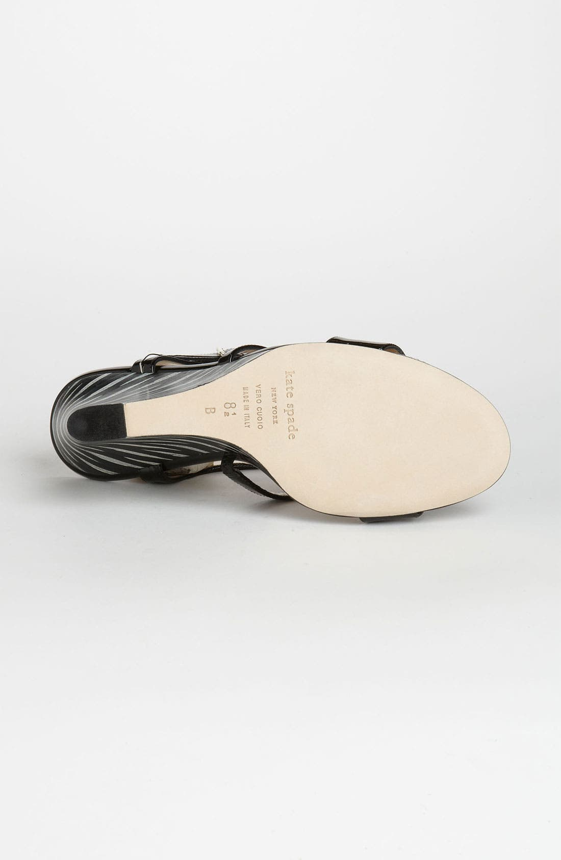 Alternate Image 4  - kate spade new york 'irina' wedge sandal