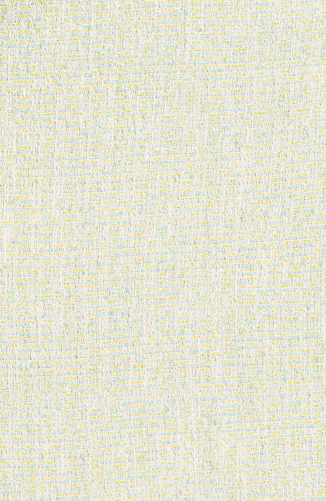 Alternate Image 5  - Halogen® Tweed Pencil Skirt