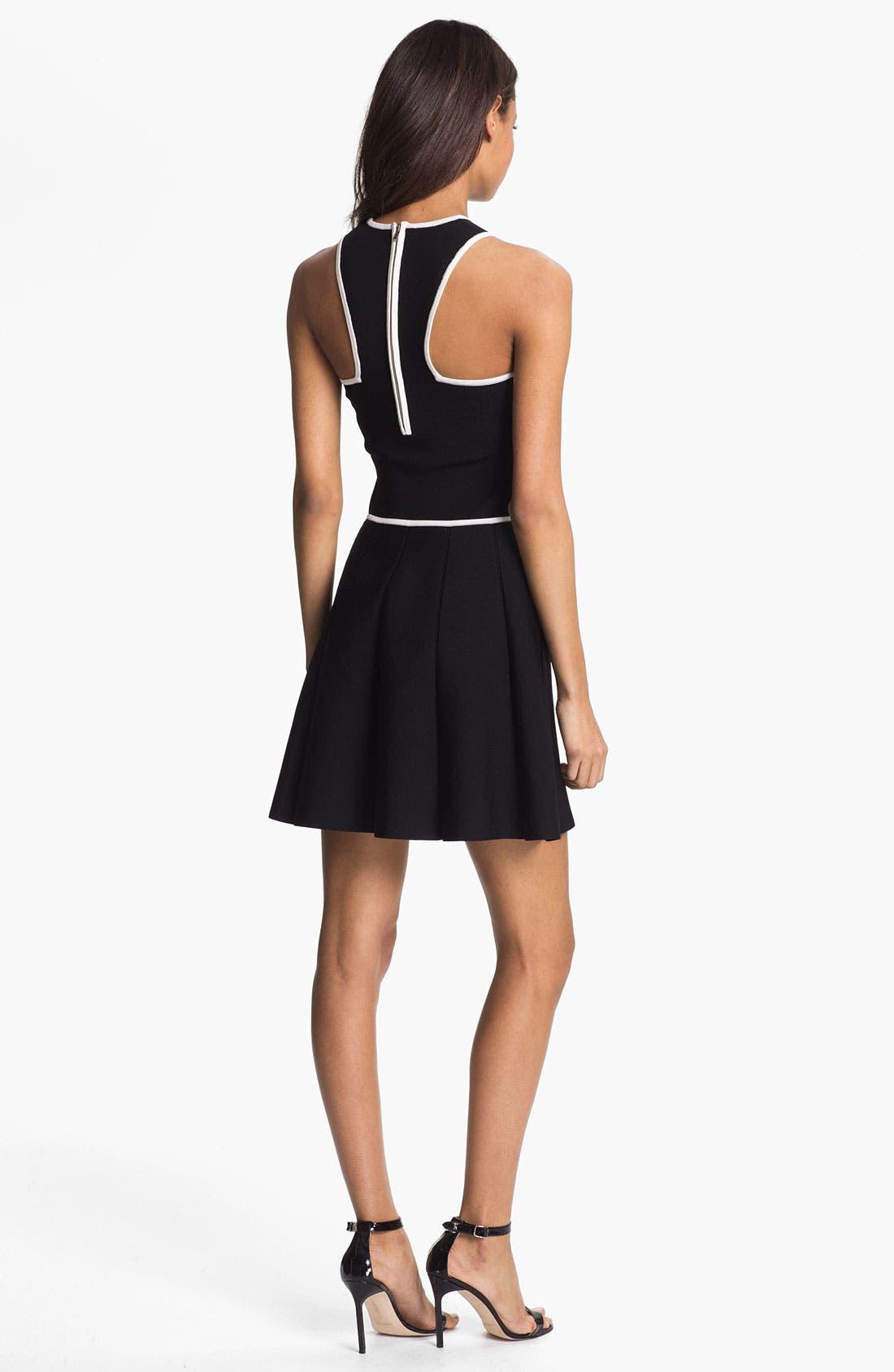 Alternate Image 2  - Parker 'Darla' Stretch A-Line Dress