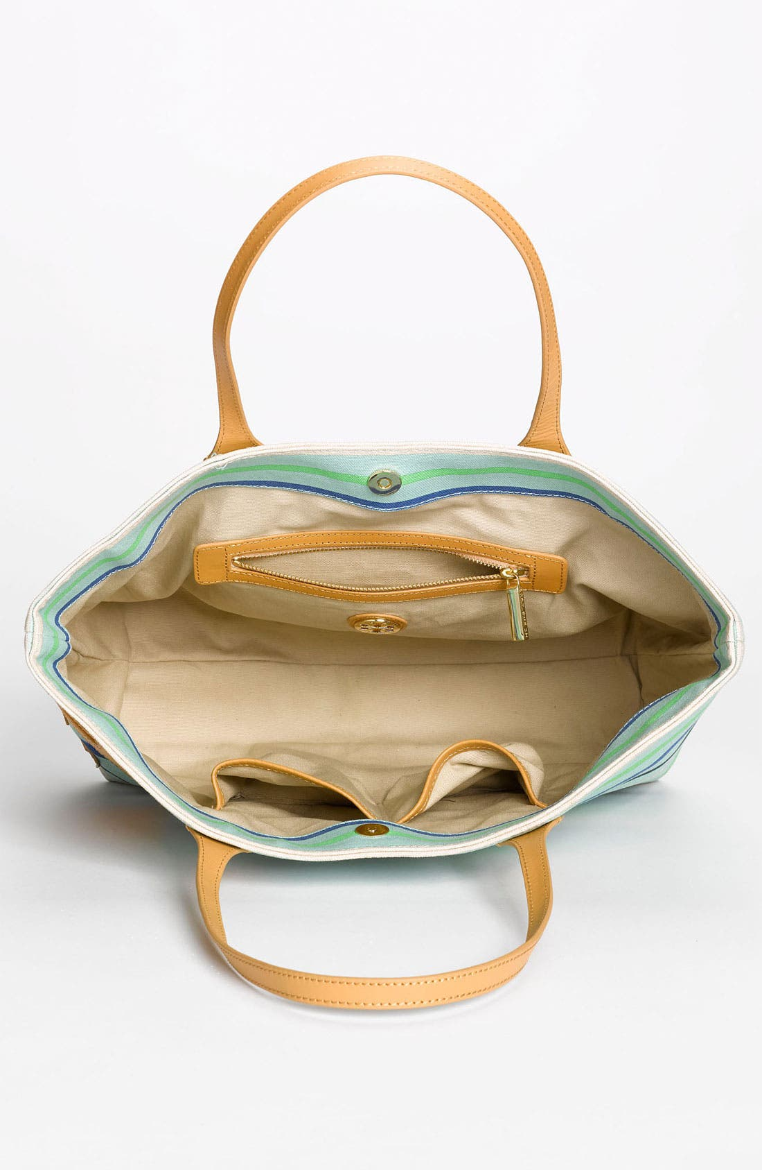 Alternate Image 3  - Tory Burch 'Stacked T' Tote