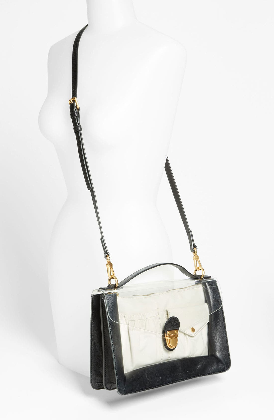Alternate Image 2  - MARC BY MARC JACOBS 'Clearly' Top Handle Satchel
